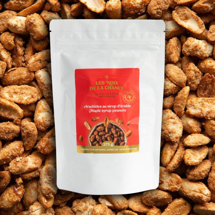 arachides-sirop-erable-noixdelachance